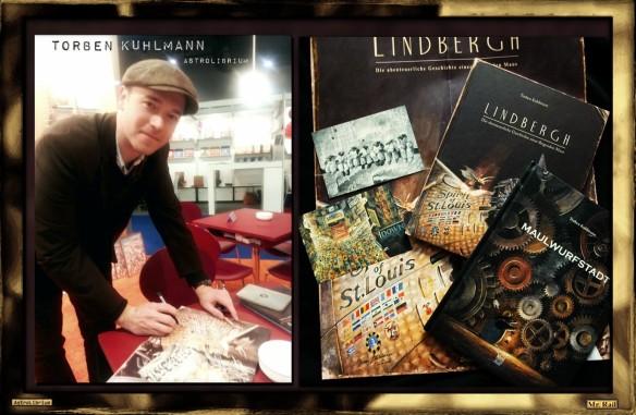 Torben Kuhlmann - Das Buchmesse-Interview - AstroLibrium