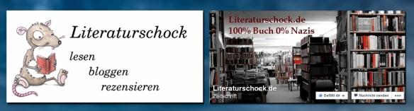 Literaturschock - Mehr als ein Rezensionsportal