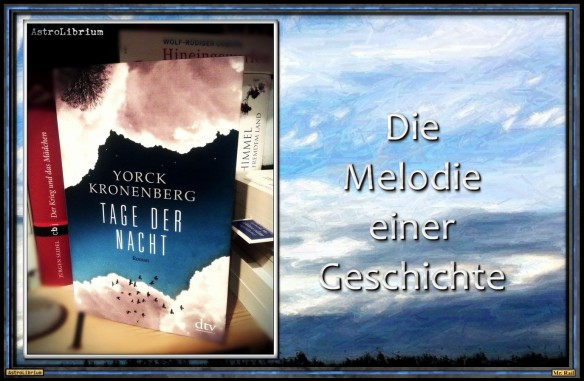 Tage der Nacht von Yorck Kronenberg