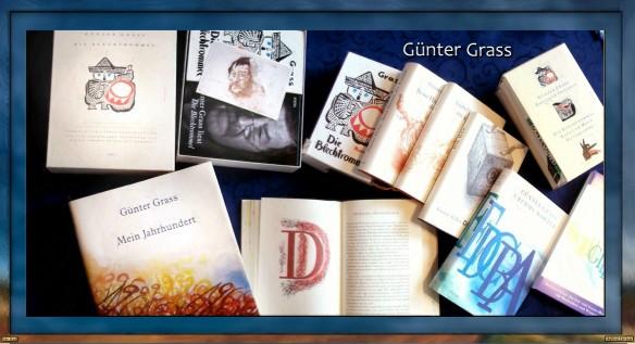 Auf Buchfühlung - Günter Grass & AstroLibrium