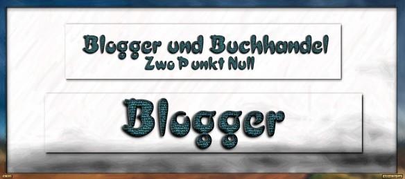 Blogger und Buchhandel - Zwo Punkt Null - Rollentausch