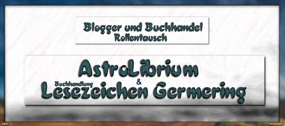 Blogger und Buchhandel - Zwo Punkt Null - Rollentausch - Wir fangen an...