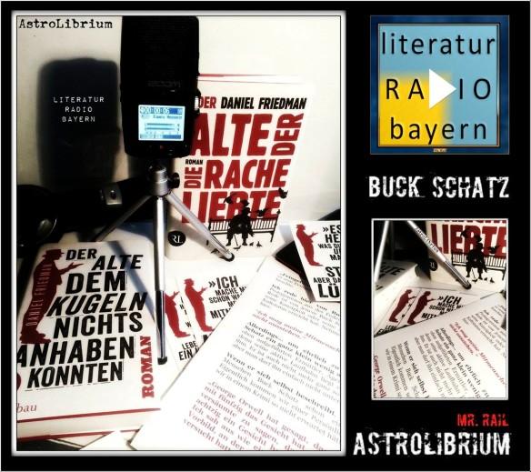 Buck Schatz - Ein Portrait - Mit einem Klick zu Literatur Radio Bayern