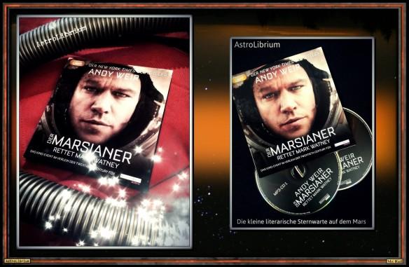 Der Marsianer von Andy Weir - Eine multimediale Betrachtung - Das Hörbuch