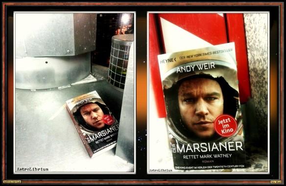 Der Marsianer von Andy Weir - Eine multimediale Betrachtung - AstroLibrium
