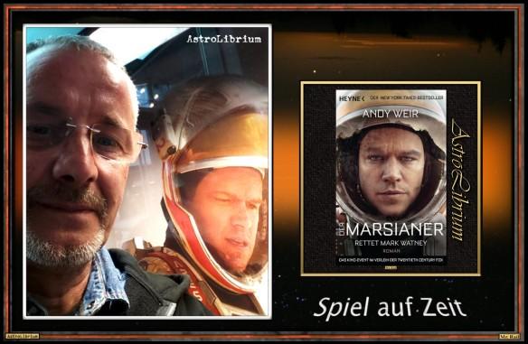 Der Marsianer von Andy Weir - Eine multimediale Betrachtung