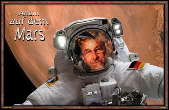Guten Raumflug in allen medialen Dimensionen...