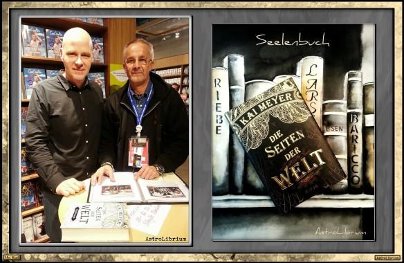 Mit einem Klick zu meinem Buchmesse-Interview mit Kai Meyer