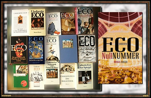 NullNUMMER von Umberto Eco
