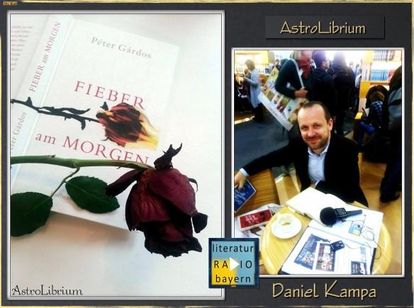 Fieber am Morgen - Mit einem Klick zum Interview mit Daniel Kampa