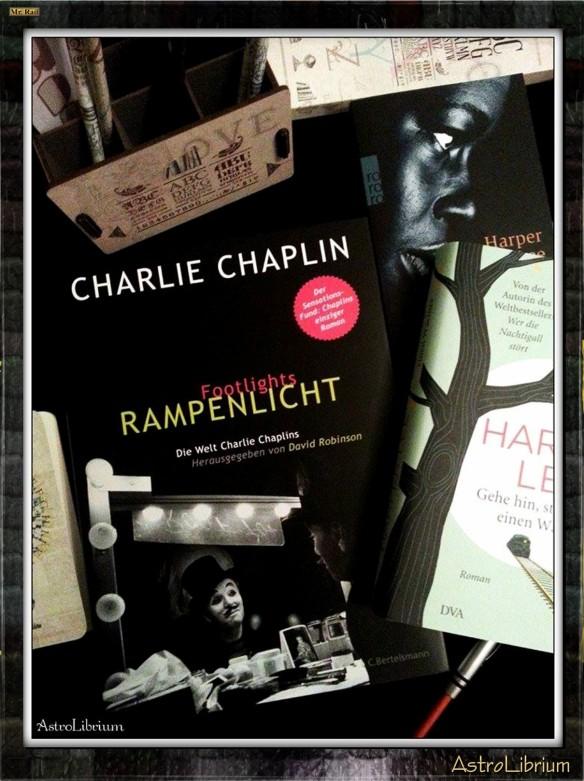 Footlights - Rampenlicht von Charlie Chaplin