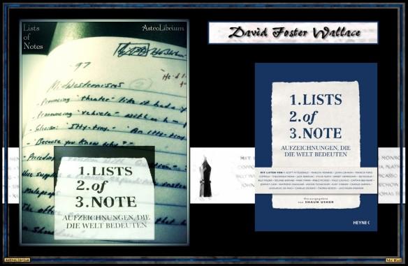 Lists of Note - Aufzeichnungen, die die Welt bedeuten
