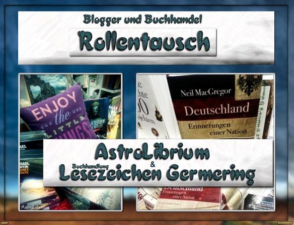 Blogger und Buchhandel - Der Rollentausch