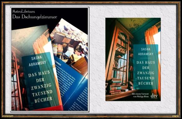 Das Haus der zwanzigtausend Bücher - Sasha Abramsky