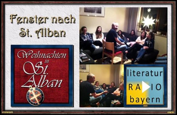 Mit nur einem Klick zum Radiobeitrag von Literatur Radio Bayern