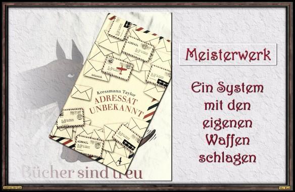 Westentaschenbücher - Atlantik Verlag - Adressat unbekannt