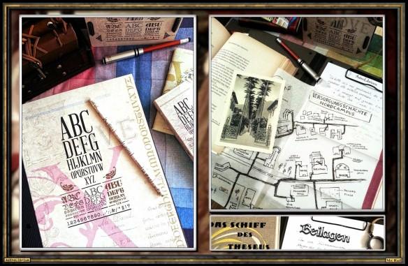 Die Notizbuchpsychose und Mr. Rail - Die Kladdenrettung
