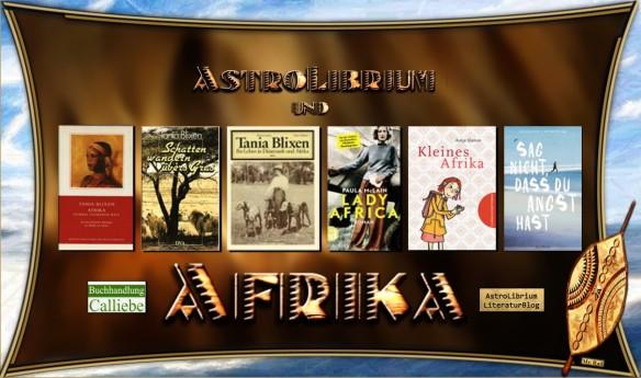 Ich hatte einen Blog in Afrika - AstroLibrium