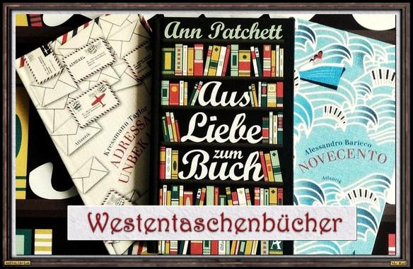 Westentaschenbücher - Atlantik Verlag