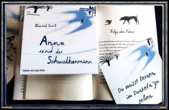 Anna und der Schwalbenmann von Gavriel Savit