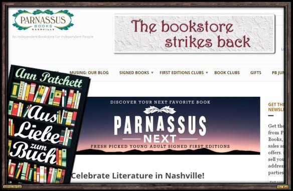 Aus Liebe zum Buch - Parnassus in Nashville