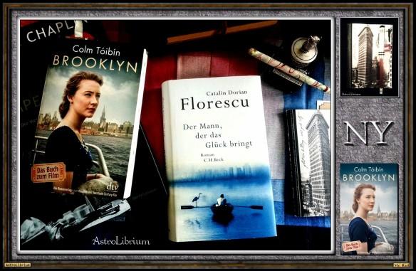 Brooklyn und Dre Mann, der das Glück bringt - New York und Emigration...
