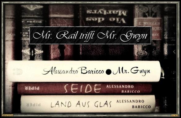 Mr. Gwyn von Alessandro Baricco