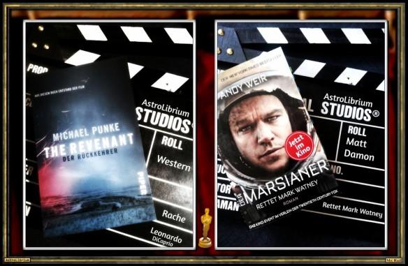 Das Oscar-Special bei Literatur Radio Bayern - Die literarischste Oscar-Nacht aller Zeiten