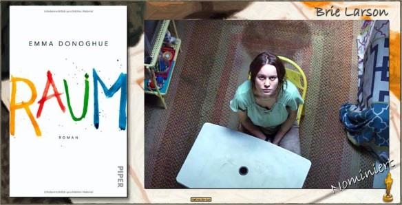 Raum von Emma Donoghue - Jetzt als Film