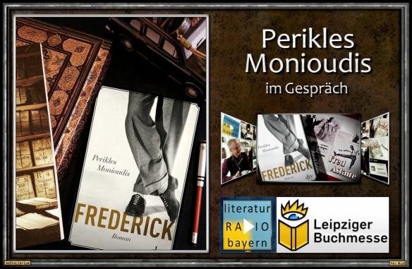 Frederick von Perikles Monioudis - Das Interview - Bald