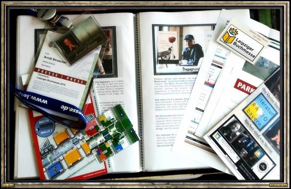 Leipziger Buchmesse 2016 – Die kleine literarische Sterwarte auf Reisen