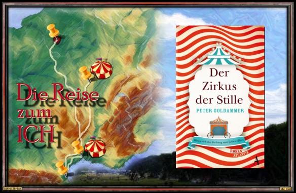 Der Zirkus der Stille von Peter Goldammer