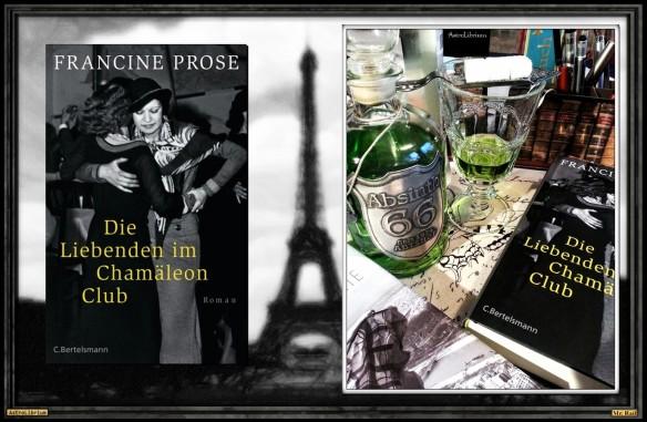 Die Liebenden im Chamäleon Club von Francine Prose