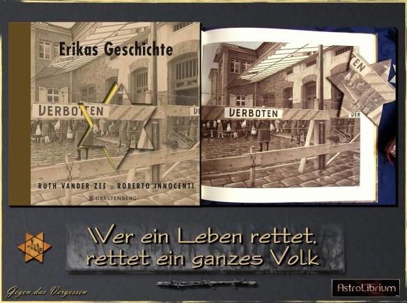 Erikas Geschichte von Ruth Vander Zee und Roberto Innocenti