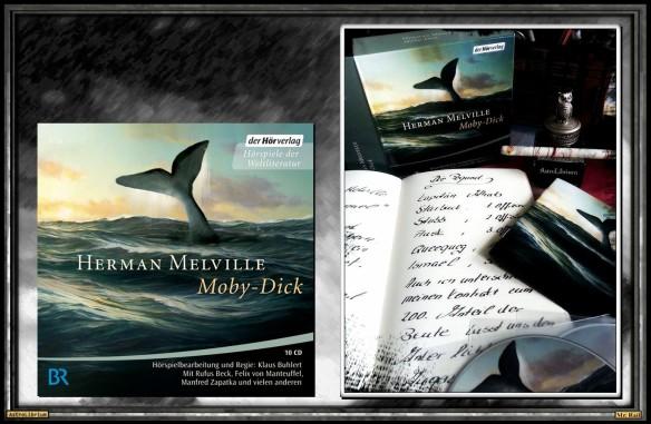 Moby Dick und das Geheimnis des ewigen Lesens - Die Hörspielfassung