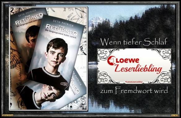 The Returned - Die Aktion zum Welttag des Buches