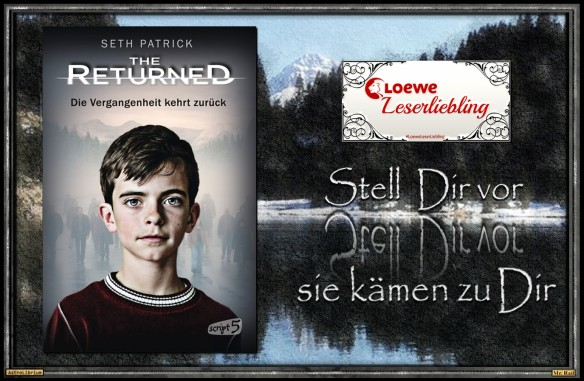 The Returned - Die Aktion zum Welttag des Buches