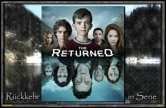 The Returned - Seth Patrick - Die Serie bei SKY ab Mai im Handel