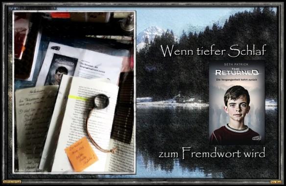 The Returned - Die Vergangenheit kehrt zurück von Seth Patrick