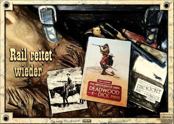 Das abenteuerliche Leben des Deadwood Dick von Joe R. Lansdale