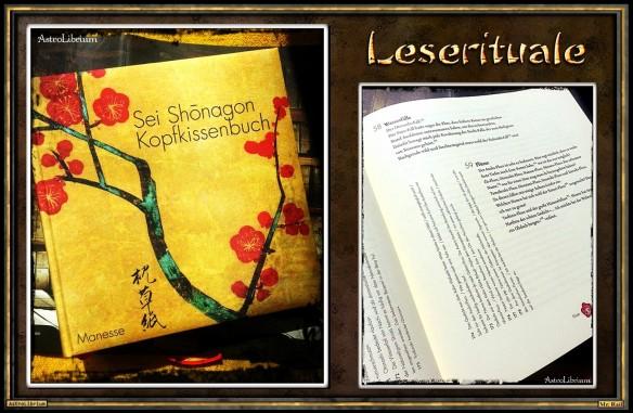 Das Kopfkissenbuch von Sei Shonagon - AstroLibrium