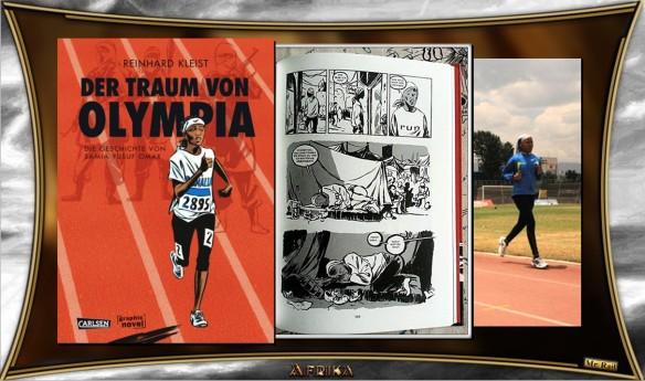 Der Traum von Olympia von Reinhard Kleist - AstroLibrium