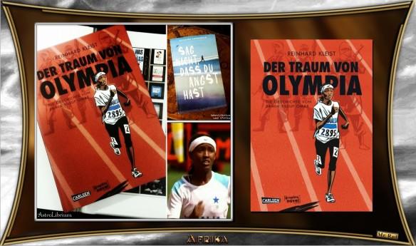 Der Traum von Olympia von Reinhard Kleist