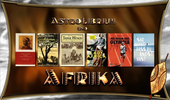 Der Traum von Olympia von Reinhard Kleist - AtrolibriumIch hatte einen Blog in Afrika - Eine Artikelserie