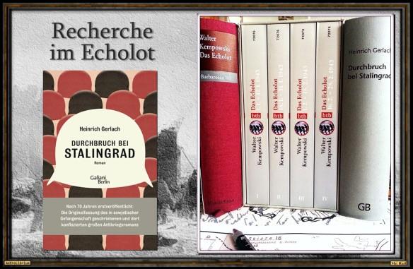 Durchbruch bei Stalingrad - Heinrich Gerlach