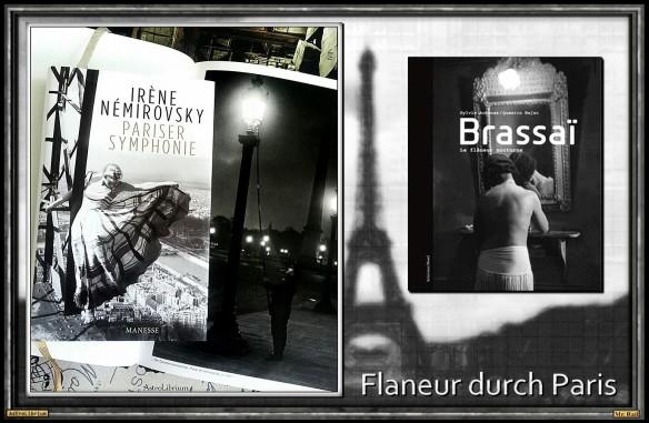 Pariser Symphonie von Irène Némirovsky und die Bolder von Brassaï