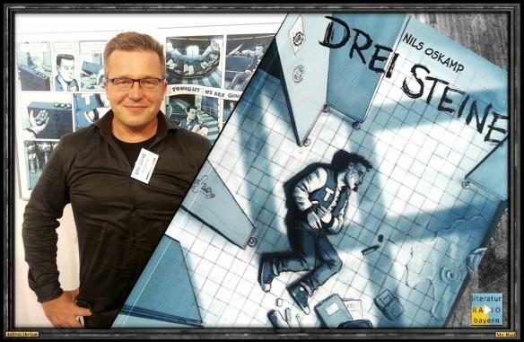 Das Buchmesseinterview mit Nils Oskamp