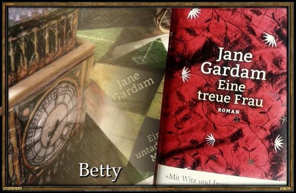 Eine treue Frau - Jane Gardam - AstroLibrium