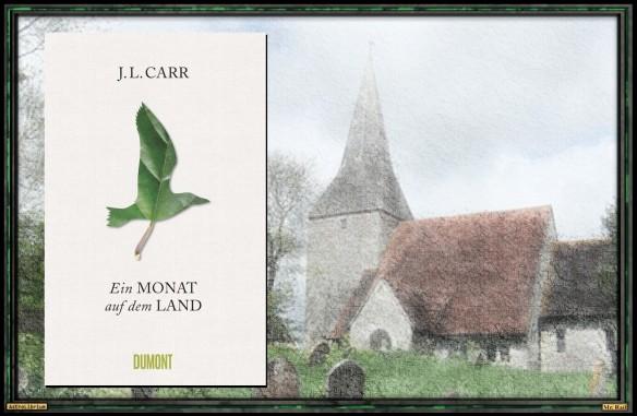 Ein Monat auf dem Land von J.L. Carr