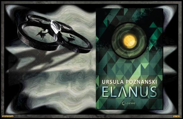 Elanus von Ursula Poznanski